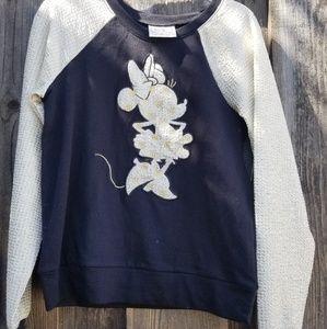 Nwt Disney Paris long sleeve top/ sweater M